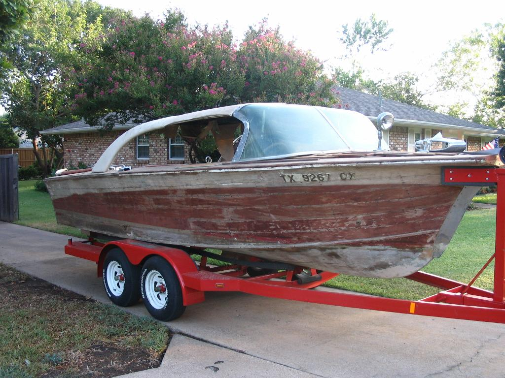 Century Wood Boats